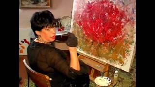 Елена Ильичева мастер класс живописи для детей