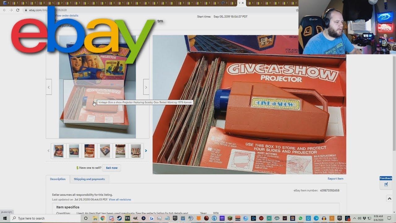 What sold on eBay last week