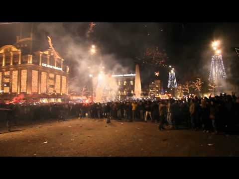 2016 A Happy new year's Amsterdam Plaza 03