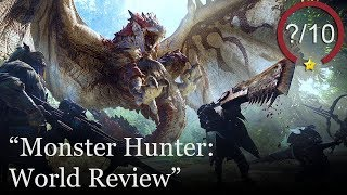 Monster Hunter: World PS4 Review (Video Game Video Review)