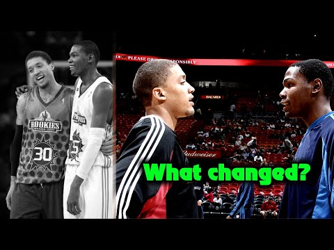 Durant & Beasley Used To Be Equals...What Changed?