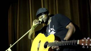 Zubz performs Traditional Her  unplugged at State Theatre, Pretoria