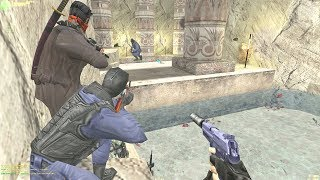 Counter-Strike: Zombie Escape Mod - ze_Egypt on ProGaming (4K UHD)