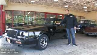 1987 Buick Grand National  for sale Flemings with test drive, driving sounds, and walk through video