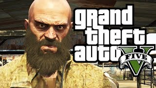 GTA 5 - Hunting ALL ANIMALS In GTA V (Funny Moments In Grand Theft Auto 5)