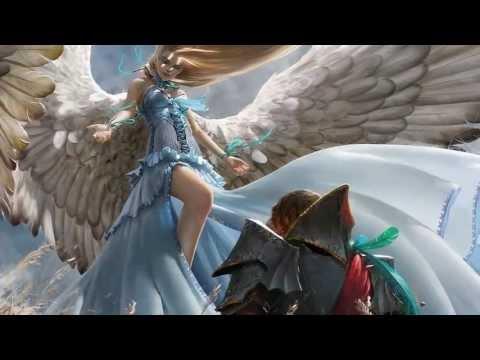 Scorpions -  Send Me An Angel -  Fantasy Art Video