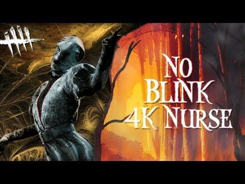 No Blink 4K Nurse - Dead by Daylight - Killer #245 Nurse