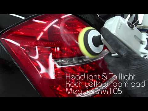 Mercedes-Benz S-class detailing by REVOLAB