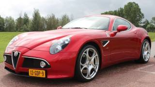 Alfa Romeo 8C Competizione - AutoTopNL