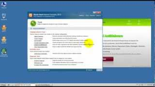 Quick Heal Internet Security 2013 test