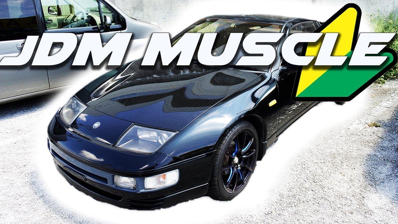 Picking Up A Fairlady 300zx Twin Turbo A True Jdm Muscle Car