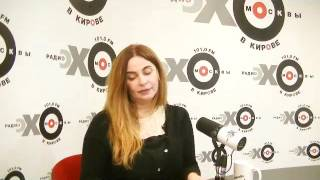 Елена Шмулевич, редактор информационно-аналитических программ