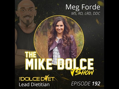 """Am I Going To Be Fired?"" - Meg Forde, MS, RD, LRD, DDC Berates Me On My Own Show!"
