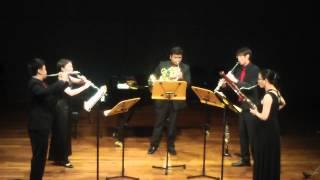 Anton Reicha Quintet in D Major - Op 91 No.3 Movement 4