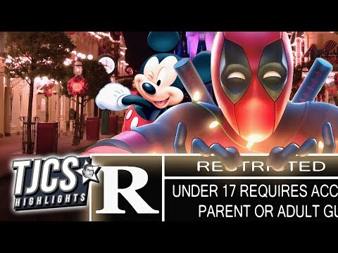 Deadpool To Stay Rated R Says Disney But May Not Be In MCU