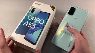 Обзор OPPO A53 4/64GB