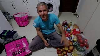 Субъективно о инфляции продуктовой корзины в Израиле.