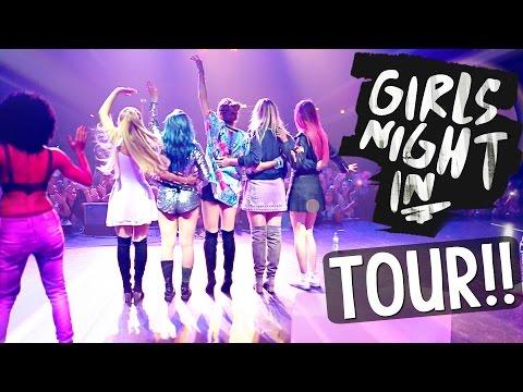 GIRLS NIGHT IN CHICAGO 2016!!! AlishaMarieVlogs