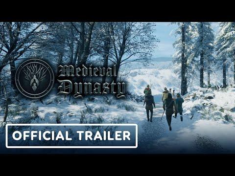 Medieval Dynasty - Official Trailer | gamescom 2020