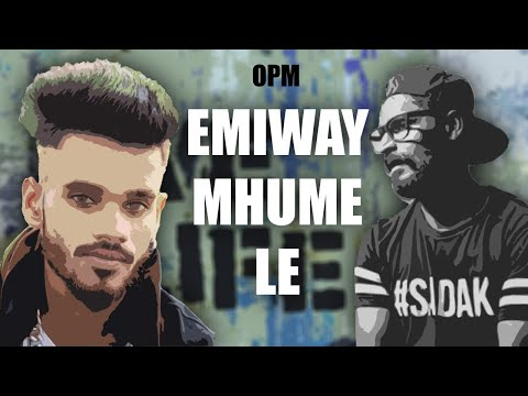 EMIWAY MHUMELE DISS SONG #opm
