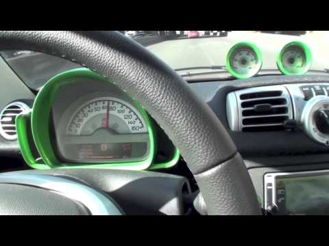 Test / Essai - Smart Electric Drive 2014 Part 3, Embouteillage, recharge, bilan...