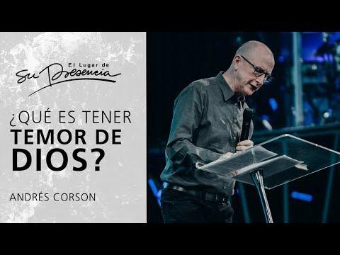 ¿Qué es tener temor de Dios? - Andrés Corson | Prédicas Cortas #77