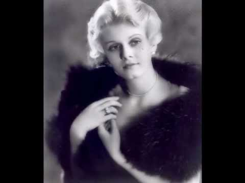 Jean Harlow ~ Smoke without fire