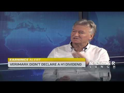 Verimark H1 revenue down 5.9%