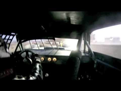 El Paso County Speedway stock cars in car #20 6-16-12