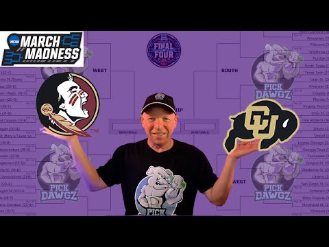 Florida State vs Colorado 3/22/21 Free College Basketball Pick and Prediction NCAA Tournament