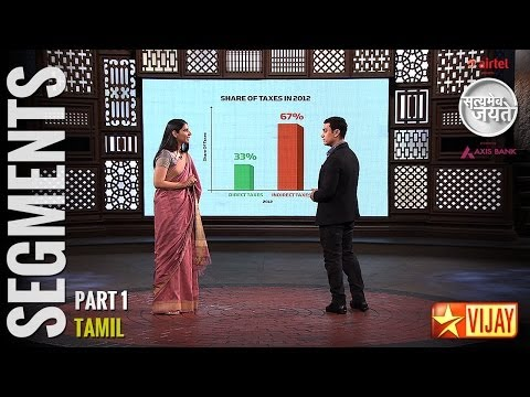 Satyamev Jayate Season 2 | Episode 4 | Kings Every Day | Wealth of the nation (Tamil)