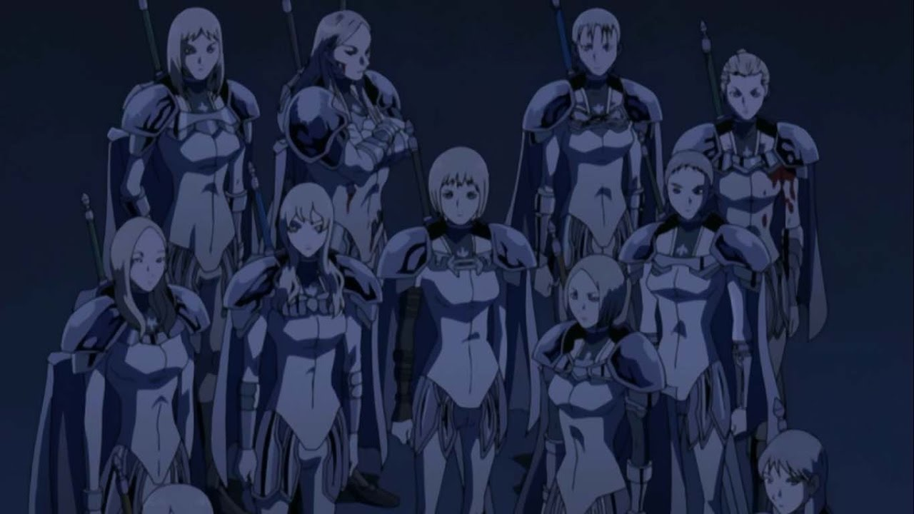 Claymore episode 19 the carnage in the north part 2 sub