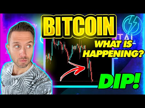 BITCOIN PRICE FALLS (This BTC Signal Has The Answer You're Looking For)