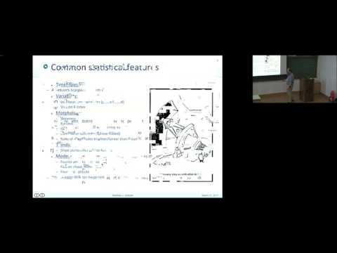 Issues in time domain astronomy by Matthew Graham