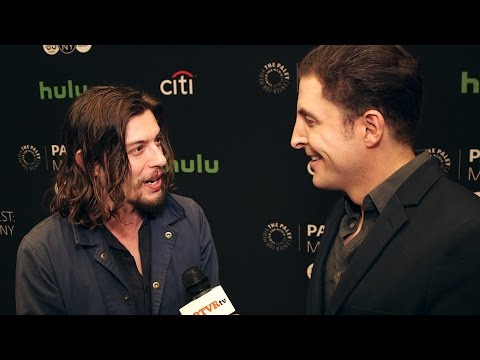 "Benedict Samuel Talks ""Gotham"" at PaleyFest NY Behind The Velvet Rope with Arthur Kade"