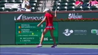 Tennis Hotshot: Monica Niculescu