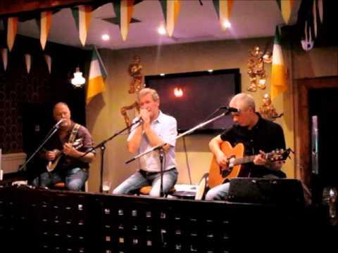 Irlandzka muzyka na żywo w The Danny Mann Irish Music Pub w Killarney (Irland) - MOLLY MAGUIRES