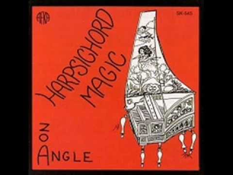 Early Jazz on Harpsichord - Minor Drag (1929) - Don Angle (Clavecin)