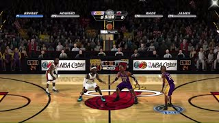 NBA Jam On Fire Edition - Lakers vs Heat