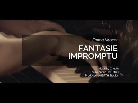 Emma Muscat - Fantasie Chopin