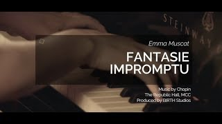 Смотреть клип Emma Muscat - Fantasie Chopin