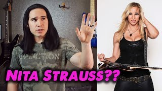 Скачать What S The Deal With Nita Strauss