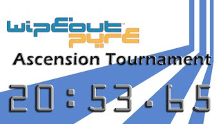 Wipeout Pure : Ascension Tournament - 20:53.65