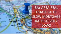 BAY AREA REAL ESTATE TRENDS LOWEST MORTGAGE RATES IN 6 MONTHS 94523
