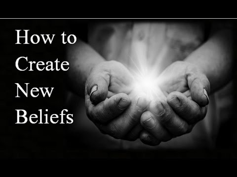 How to Create a Belief That Aligns With Your Intention - Law of Attraction Exercise