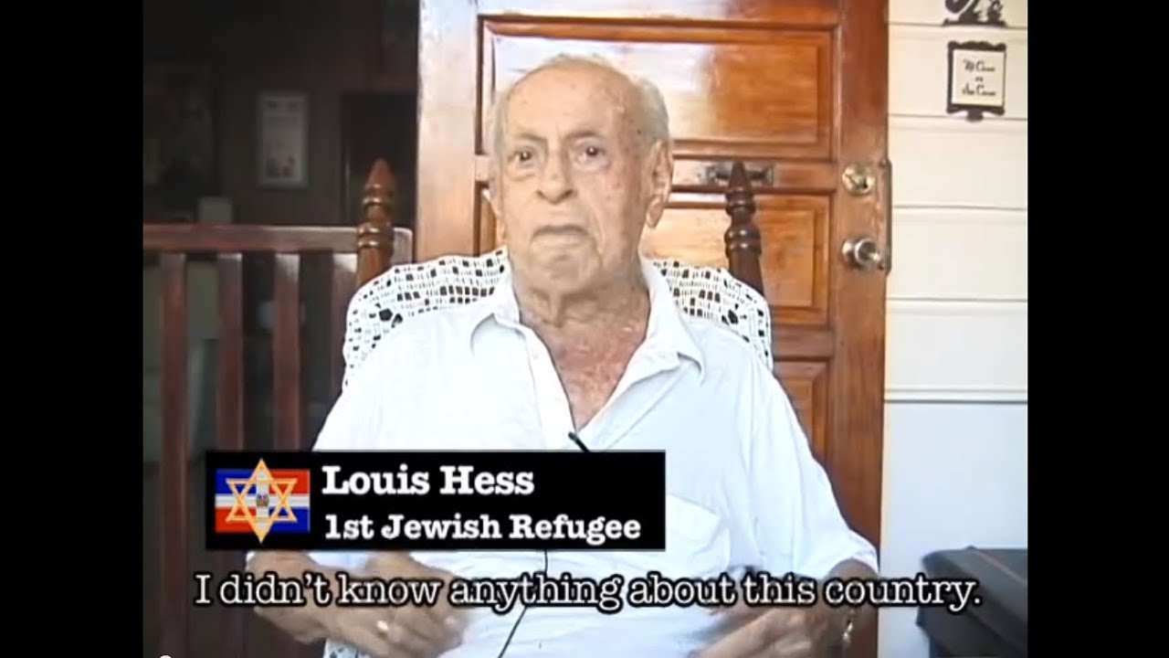 The Hidden Faith: Jews of Dominican Republic - Chapter 1