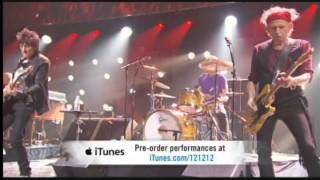 The Rolling Stones: You Got Me Rockin LIVE 121212concert