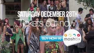 Tropicana Paradisos (Mykonos) at the IVY Pool Club Dec 28th, 2013 Promo Video