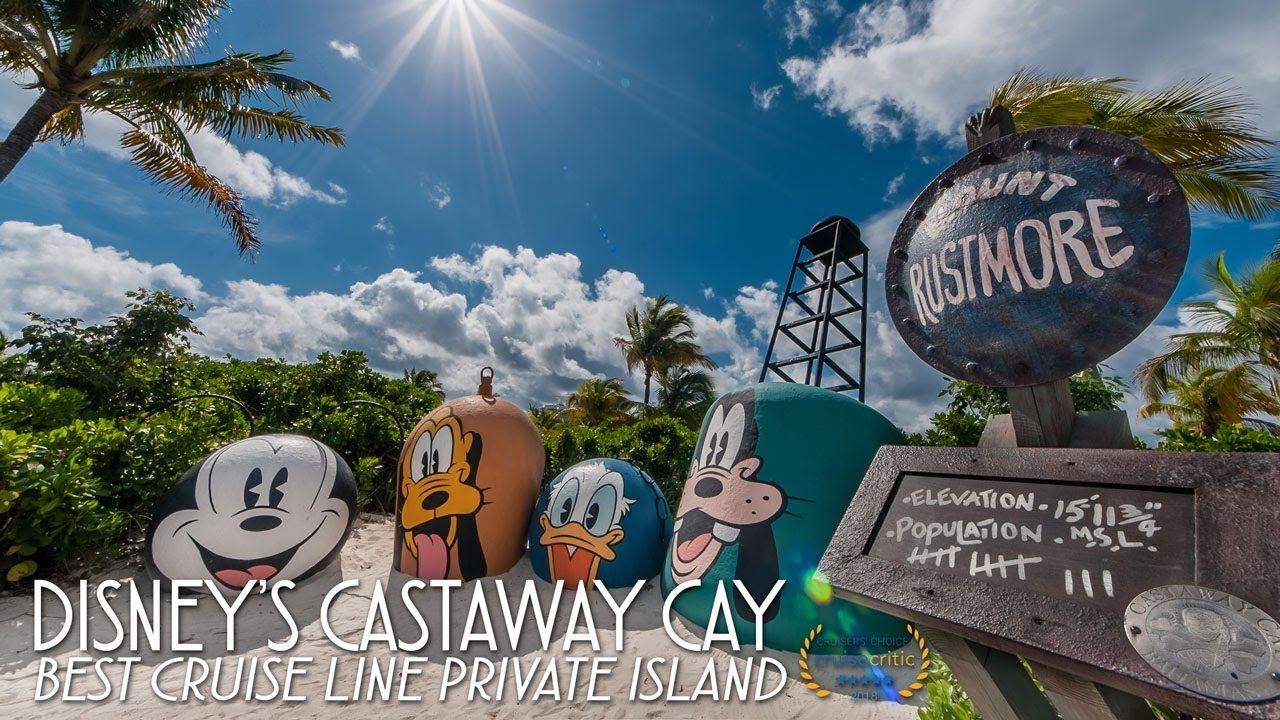 Castaway Cay Named Best Cruise Line Private Island In Cruise