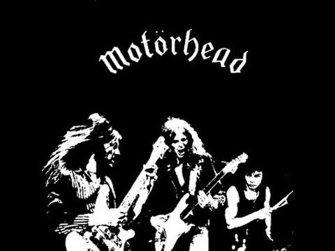 thunder and lightning bad magic motorhead lyrics youtube